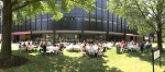 undergraduate research program picnic at Duquesne University